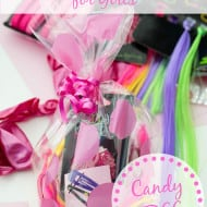 Birthday Loot Bag Idea for Girls — Fun, Candy-Free, and Affordable!