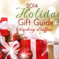 Holiday Gift Guide 2014 – Stocking Stuffers