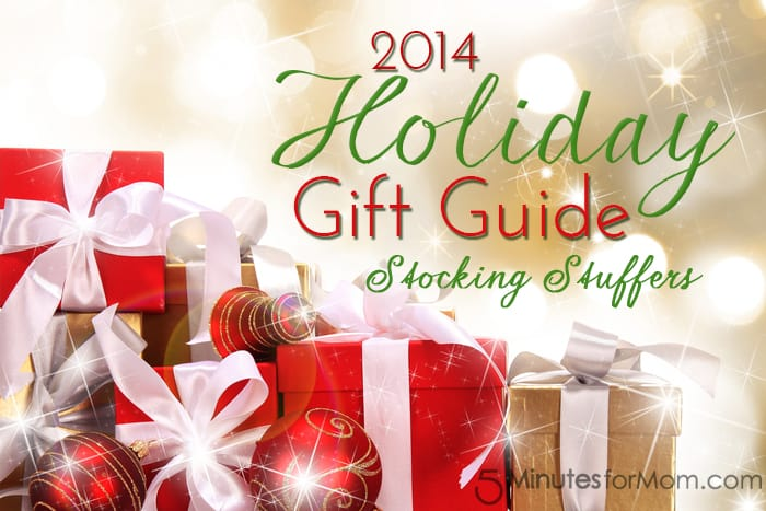 2014 Holiday Gift Guide Stocking Stuffers