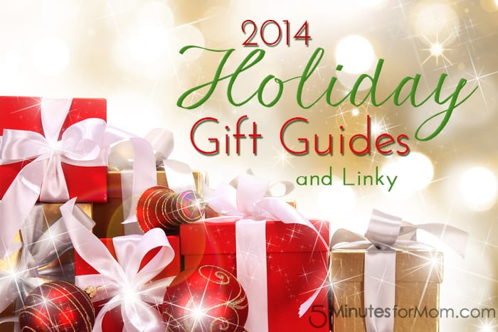 2014 Holiday Gift Guides and Linky