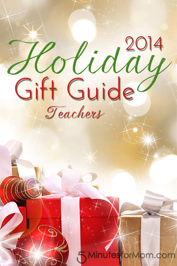 2014 Holiday Gift Guide For Teachers