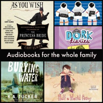 Audiobook Collage
