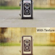 Why You Should Play with Photo Textures – Photoshop Tips