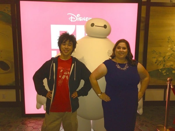 Big Hero 6 - After Party - Hiro & Baymax
