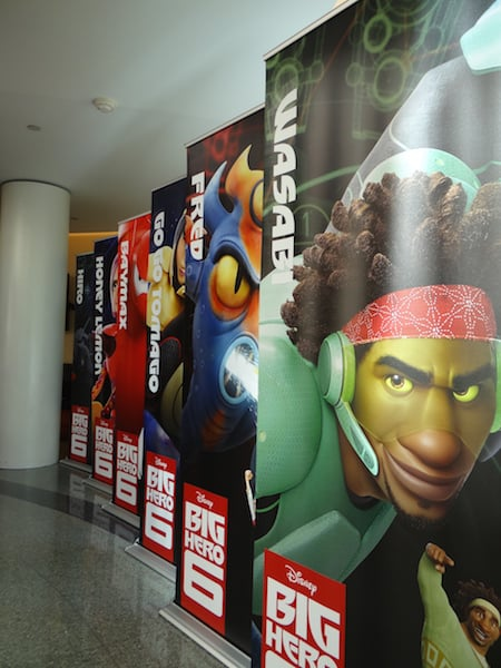 Big Hero 6 Banners