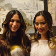Interview with Jamie Chung and Genesis Rodriguez of Big Hero 6 – #BigHero6Event