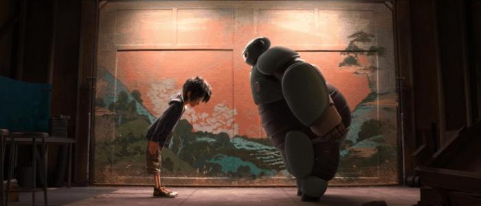 Big Hero 6 Hiro and Baymax-Upgrade