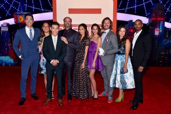 Big Hero 6 Cast - Photo Credit Walt Disney Pictures