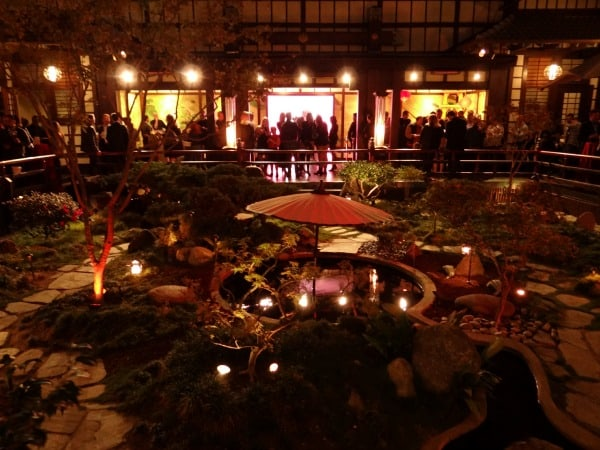 Big Hero 6 Premiere Party - Yamashiro - Courtyard