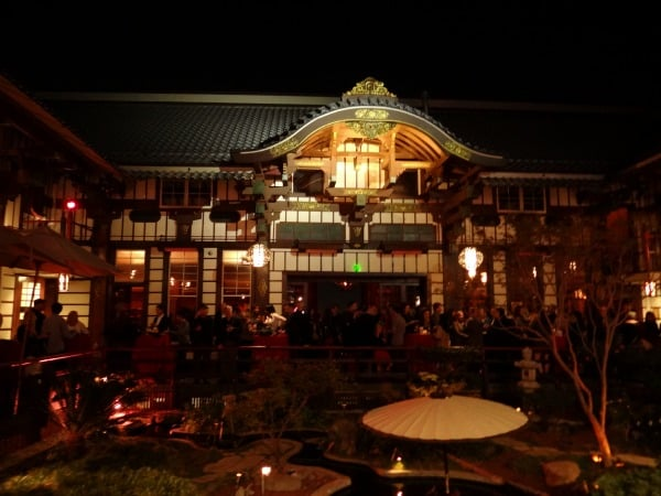 Big Hero 6 Premiere Party - Yamashiro - Interior