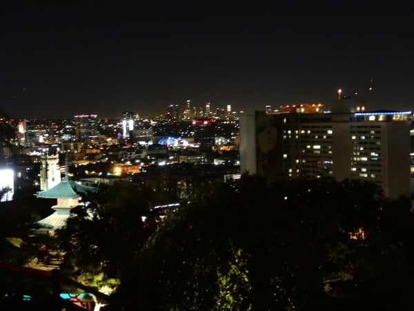 Big Hero 6 Premiere Party - Yamashiro View