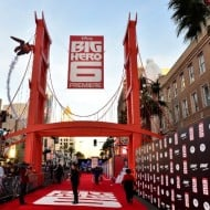 San Fransokyo Comes to Hollywood for the Big Hero 6 Premiere – #BigHero6Event