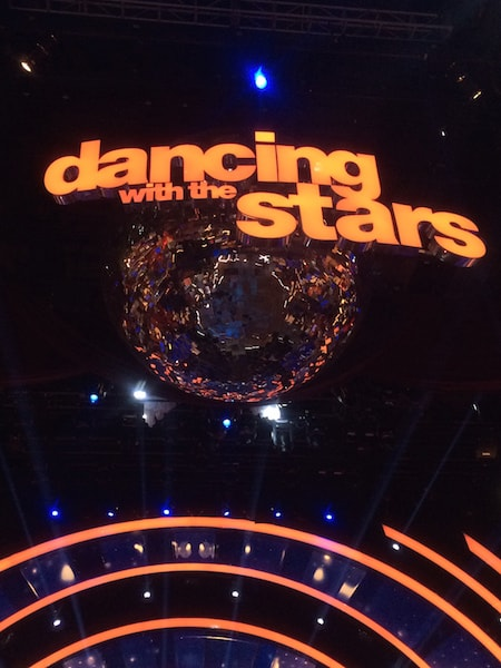 Dancing with the Stars Mirror Ball