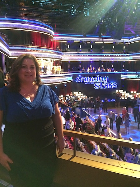 Dawn Cullo - Dancing with the Stars - Seats