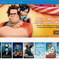 Disney Movies Anywhere Comes to Google Play