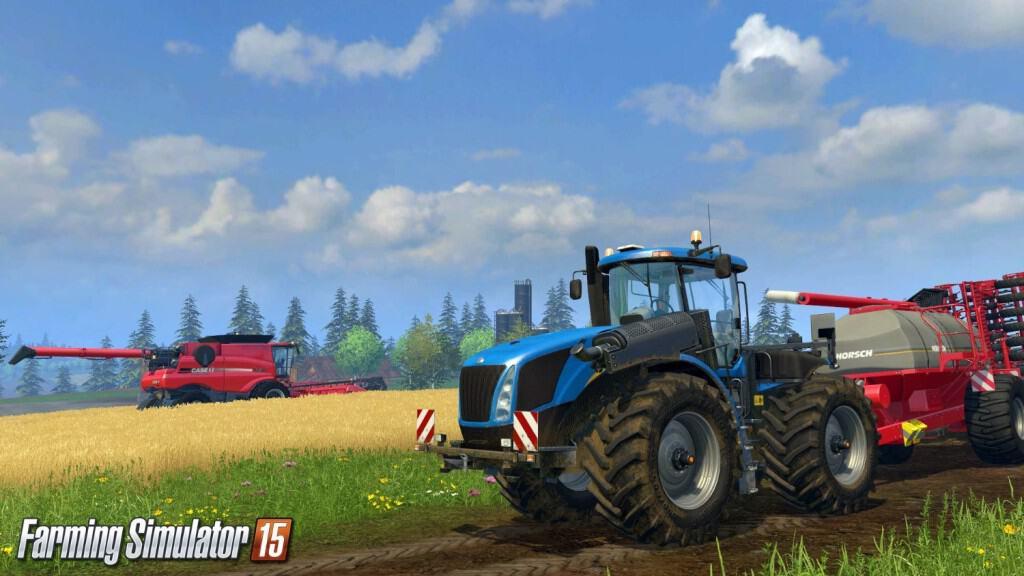 Farming Simulator image