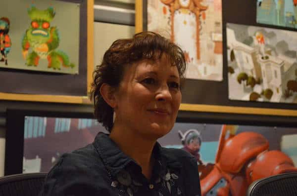 Feast Producer Kristina Reed