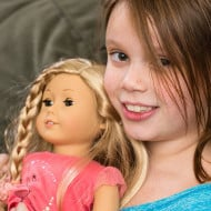 American Girl Isabelle – Christmas #Giveaway