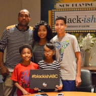 "Chatting with the Kids from ABC TV's ""black-ish"" – #ABCTVEVENT"