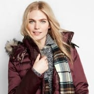 Winter is here! Stay Warm With Lands' End