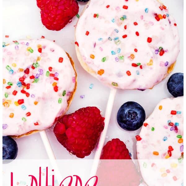 Lollipop Pancakes – Bite Sized Breakfast Fun