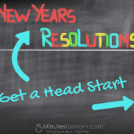Get A Head Start on New Year's Resolutions #LSSS