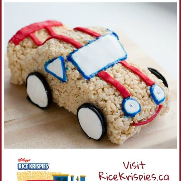 Rice Krispies Treats for Toys – Sweet Holiday Giving #TreatsForToys