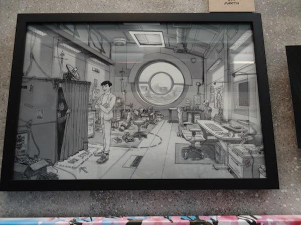 Tadashi Hamada's Lab