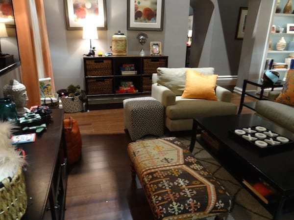 black-ish set tour - Family Room