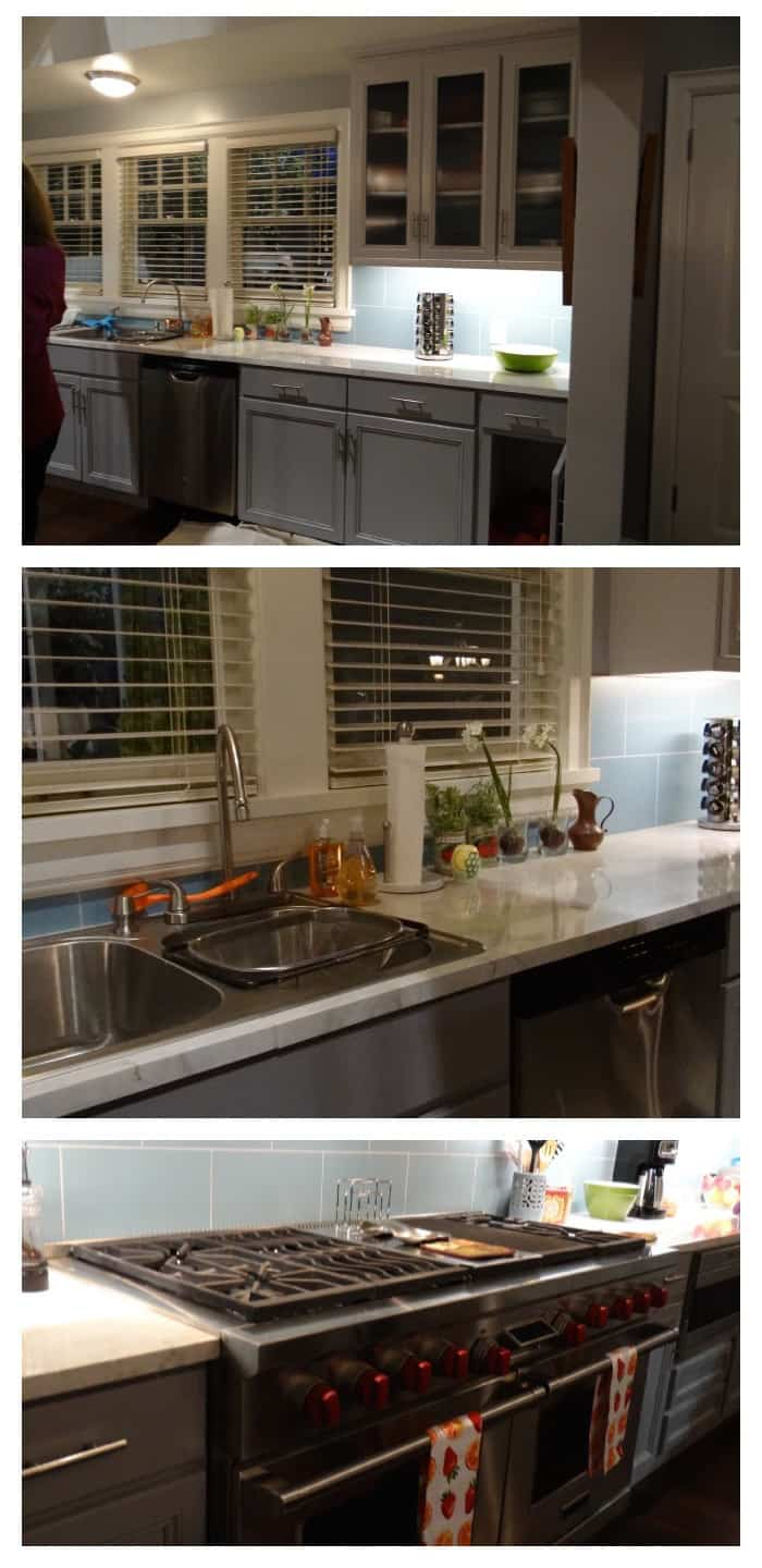 black-ish set tour - Kitchen