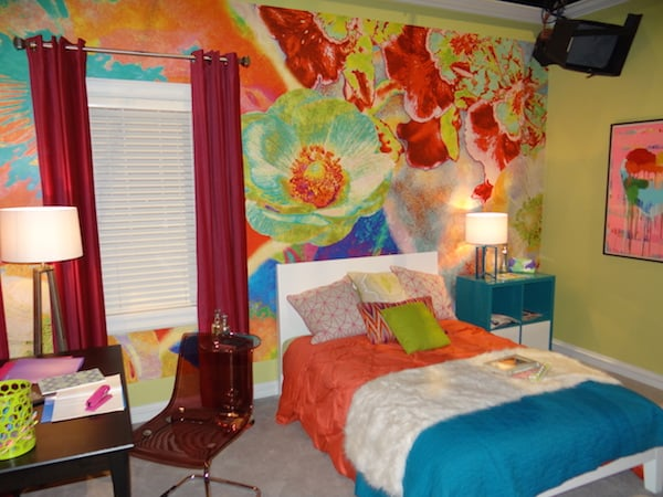 blackish set tour - Zoey's Bedroom