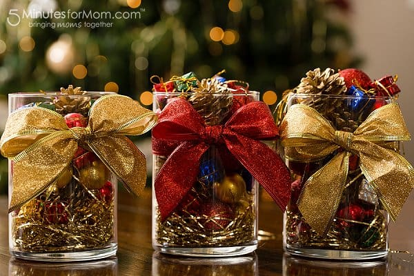 A Holiday Centerpiece Kids Can Make Christmas Craft For Kids