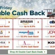 Are You Getting Cash Back on Your #BlackFriday Shopping?