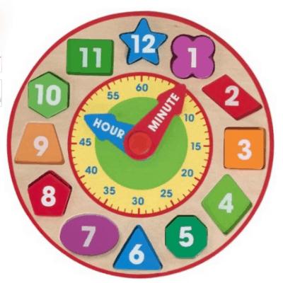 melissa and doug clock