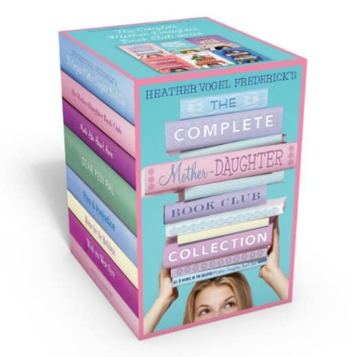mother daughter bookclub set