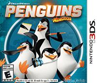 penguins of madagascar DS game