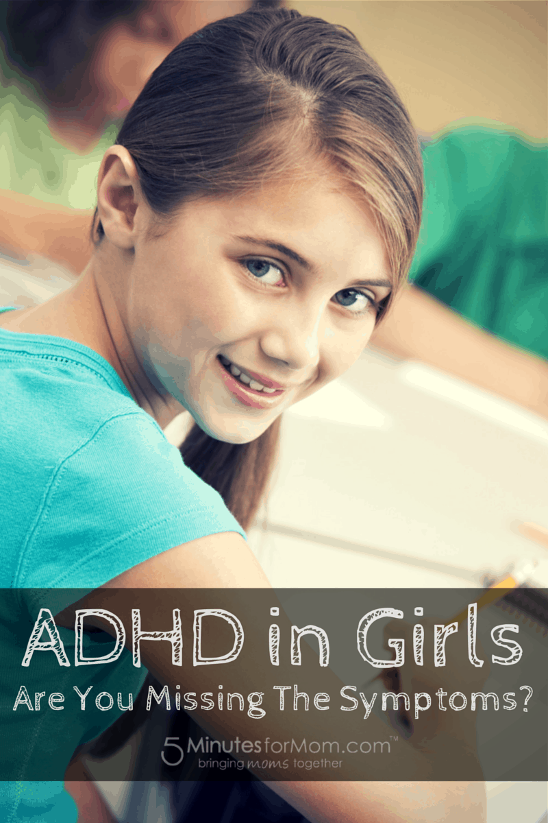 ADHD in Girls - Are You Missing the Symptoms