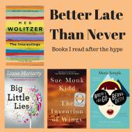 4 Bestsellers I Finally Read in 2014