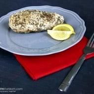 Juicy Garlic Sage Chicken with Lemon