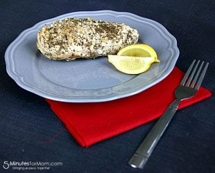 Juicy Garlic Sage Chicken with Lemon