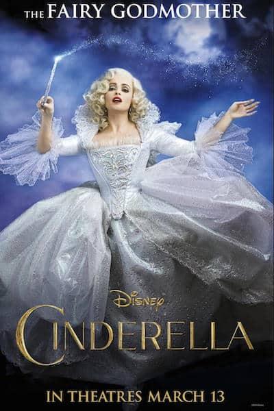 Cinderella Movie - Fairy Godmother