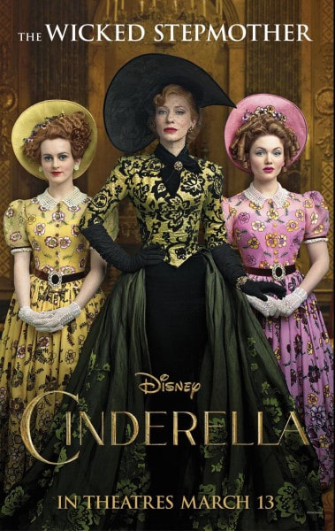 Cinderella Movie - The Wicked Stepmother