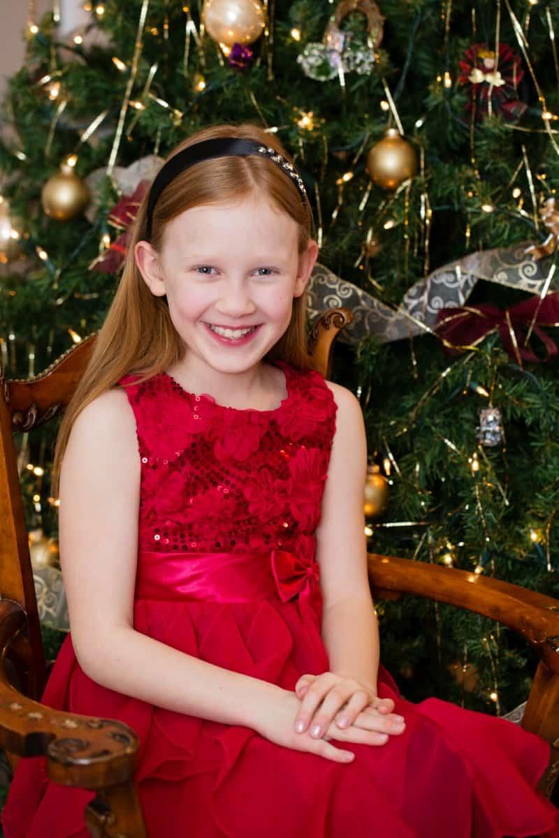 Julia Christmas Day