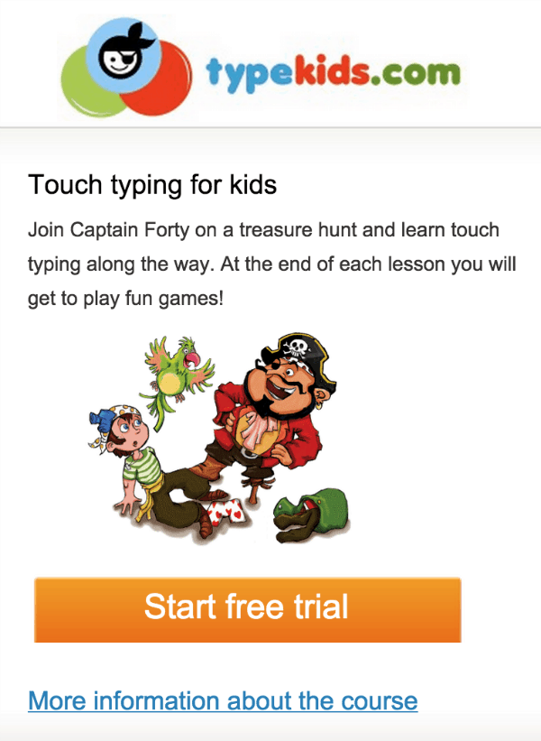 Free Online Education Platforms | Type Kids | Beanstalk Mums