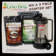 Crio Brü – Brewed Coca #CrioParty #Giveaway