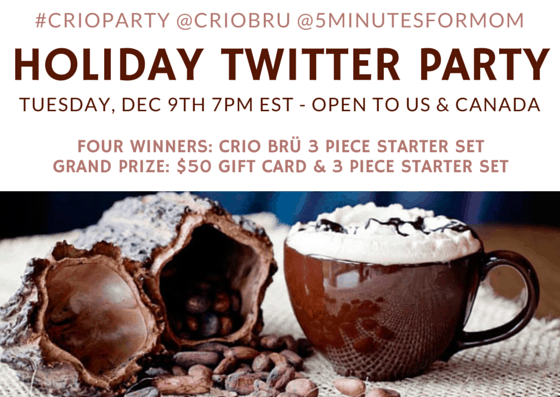 crioparty twitter party