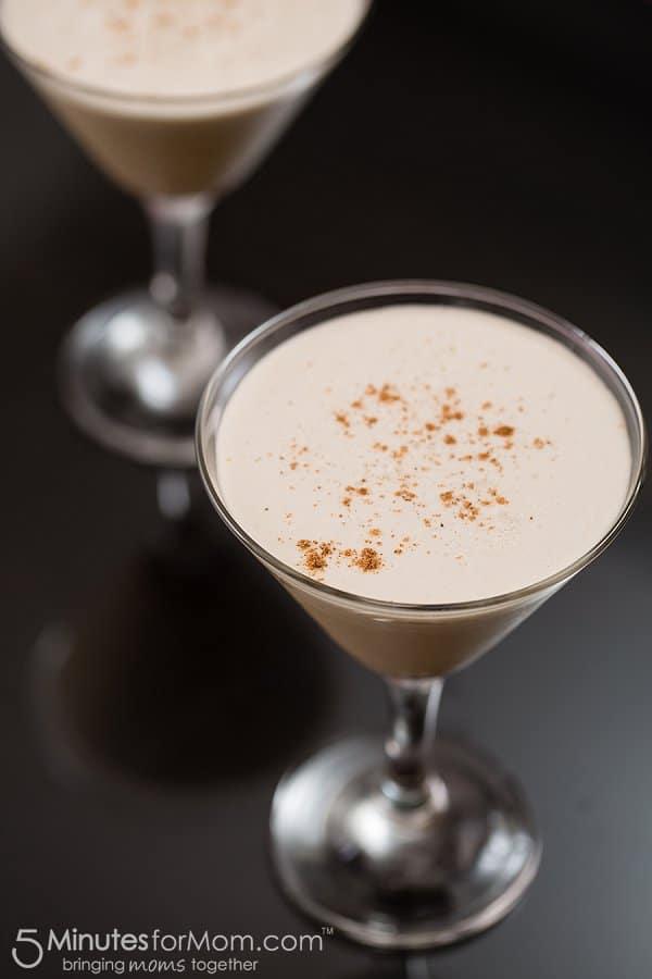 Gingerbread Kahlua Martini