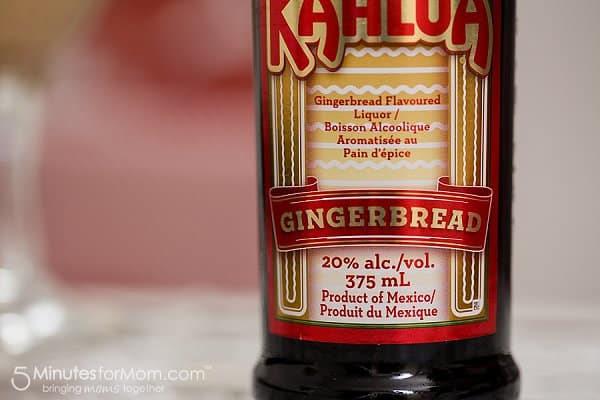 Gingerbread Kahlua