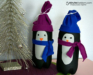Penguin 2 Liter Gift Boxes