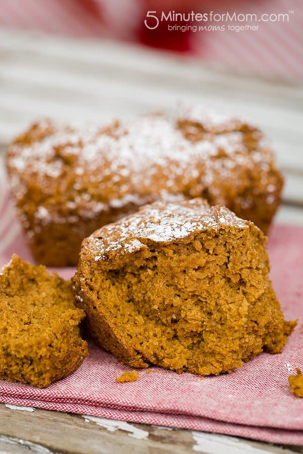 Pumpkin Bread Gluten Free Recipe